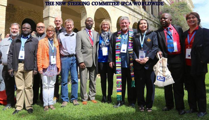 IPCA's current Worldwide Steering Committee 2015