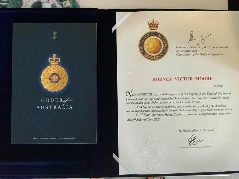 The Order of Australia